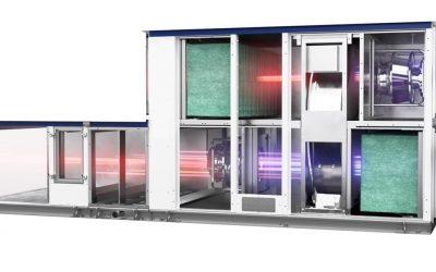 Nueva Generación de unidades de tratamiento de aire híbridas