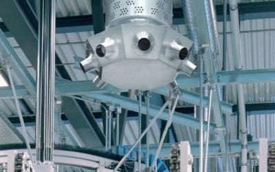 KRANTZ KOMPONENTEN presenta un difusor híbrido de desplazamiento y elevada inducción