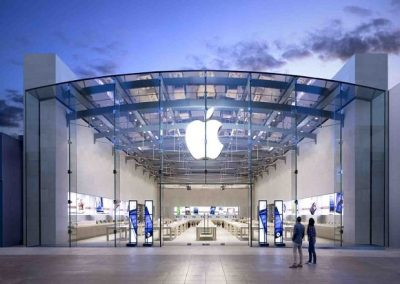 Apple computer centre – Marseille, France