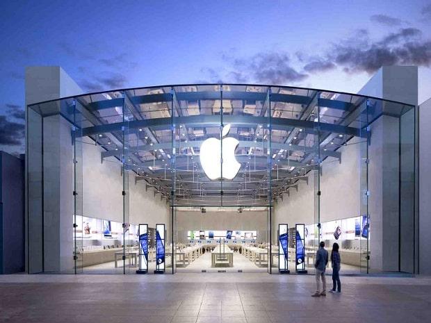 Apple computer centre – Marseille, France